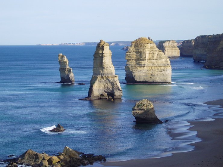 12 apostles patience