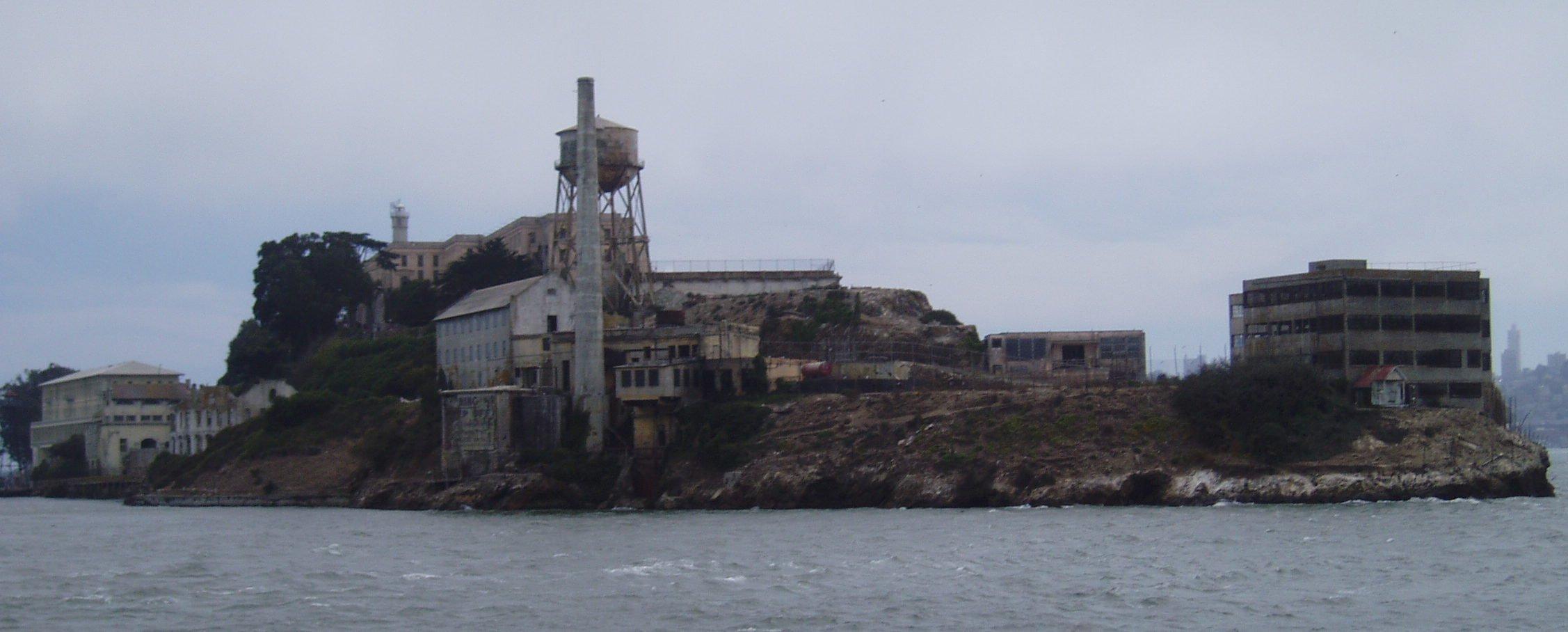 Alcatraz, prepay mortgage